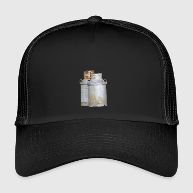 milk - Trucker Cap