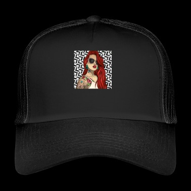 tatoo - Trucker Cap