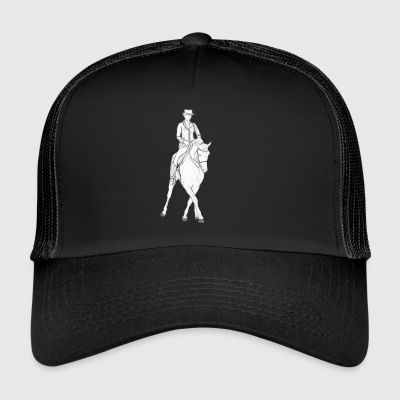 dressage - Trucker Cap