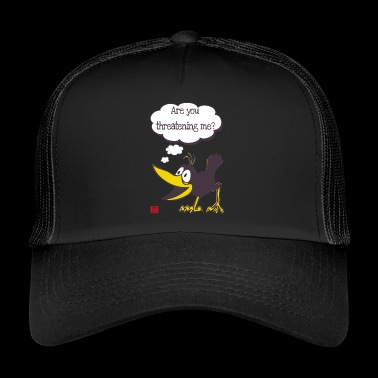 Black crow - Trucker Cap