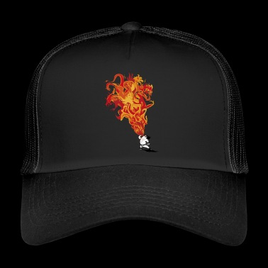 Fire-eater - Trucker Cap