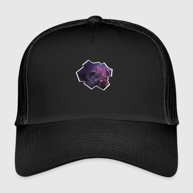 Space window - Trucker Cap