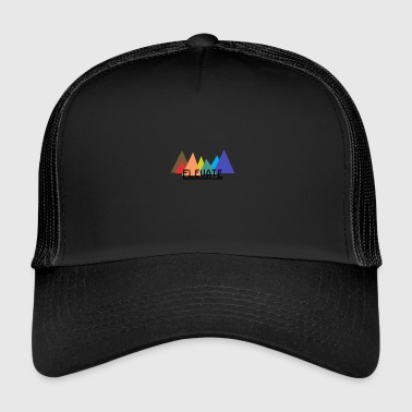 Elevated to the Mountains - Trucker Cap