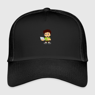 Bittinikkari Internet - Trucker Cap