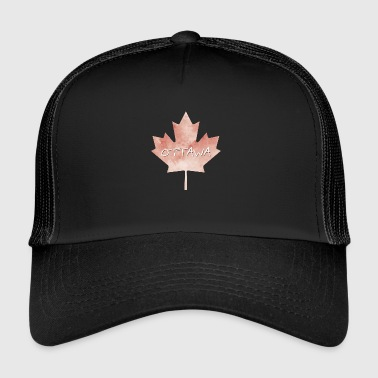 Maple Leaf Ottawa - Trucker Cap