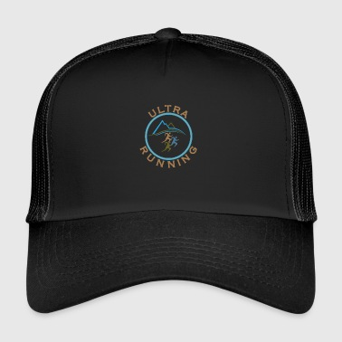 Ultra Running - Trucker Cap