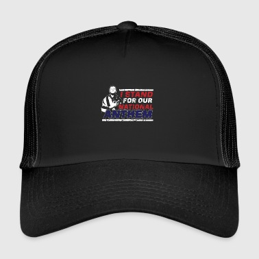 USA Patriot! Patriots. - Trucker Cap