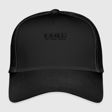 BETTER - Trucker Cap