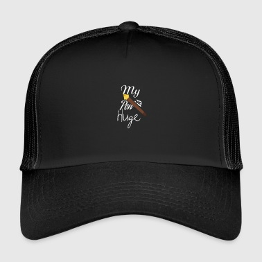 Pen - Trucker Cap