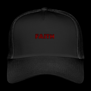 Faith Mauer - Trucker Cap