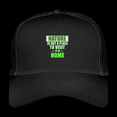 NATURE - Trucker Cap