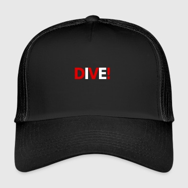 DIVE! - Trucker Cap