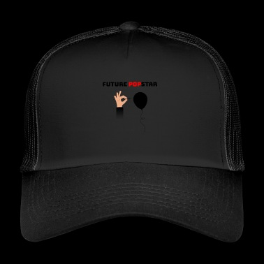 Future Popstar Balloon - Trucker Cap