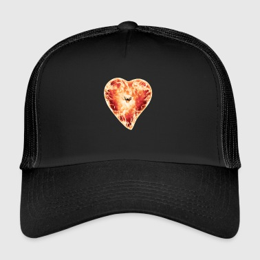 Blessed in the fire - Trucker Cap