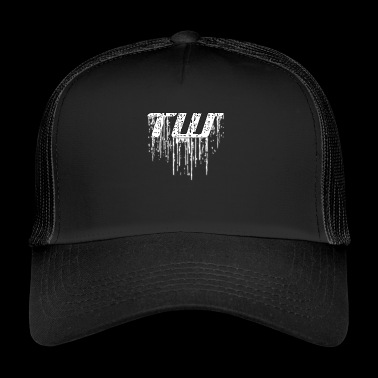 LOST PLACE TIM WIEDEMANN - Trucker Cap