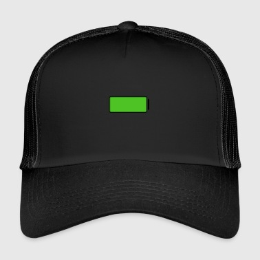 Batteri (full / 100%) - Trucker Cap