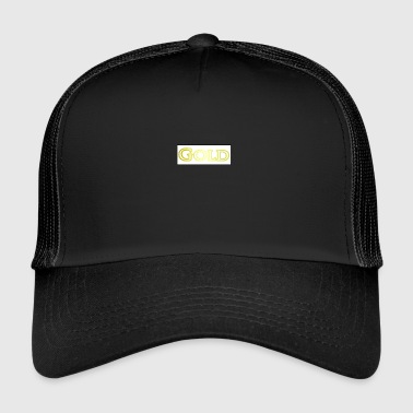 or - Trucker Cap