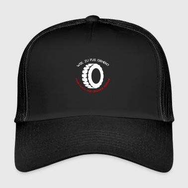 Saying, gift, mature - Trucker Cap