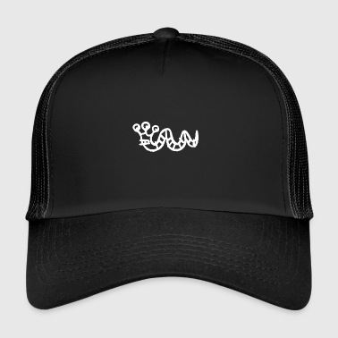 Grappig monster schepsel dier 4 - Trucker Cap