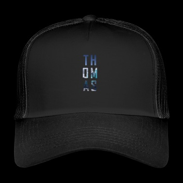 Thomas Tommy Tom Thompson Nom Design - Trucker Cap