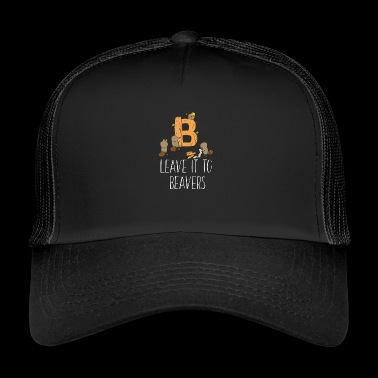 Beaver Dam - Engineer - Gift - Trucker Cap