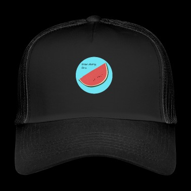 Melon True Story fashion - Trucker Cap