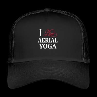 Yoga Sports India vegan Hindu health gift - Trucker Cap