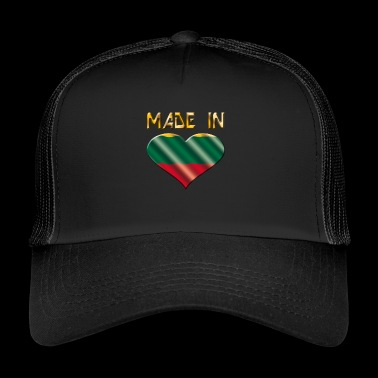 Lithuania - Trucker Cap