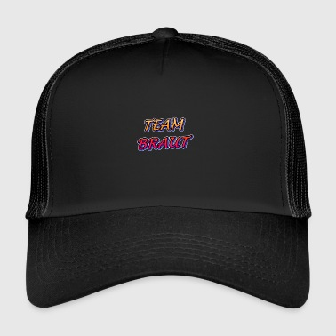 Team bride - Trucker Cap
