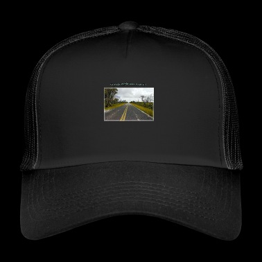 Long Road - Trucker Cap