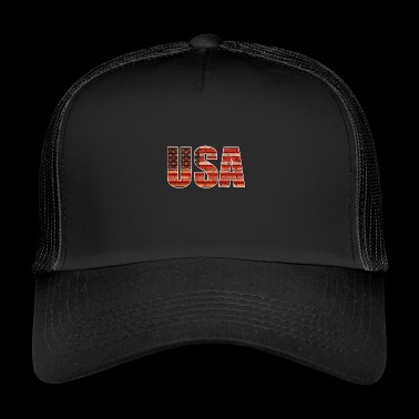 USA Mauer - Trucker Cap
