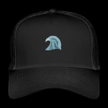 Eagle, head - Trucker Cap