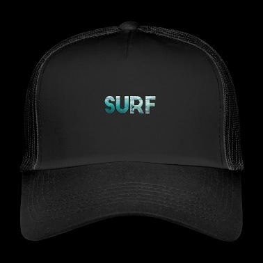 SURF - Trucker Cap