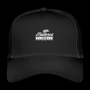 Mallorca Malle party party drink team - Trucker Cap