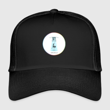 FLYING SAUCER - Trucker Cap