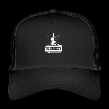 whiskey - Trucker Cap