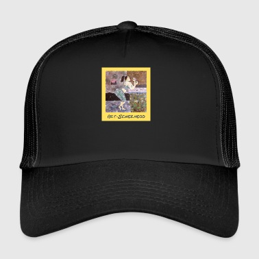 læbestift - Trucker Cap