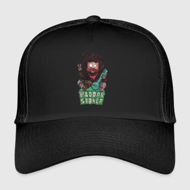 plodar stoner colored - Trucker Cap