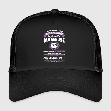 Masseuse / Massage - Trucker Cap