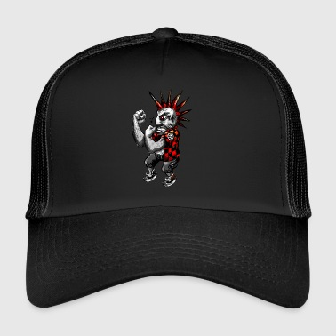 Fighting Punk - Trucker Cap
