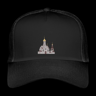 Eglise orthodoxe - Trucker Cap