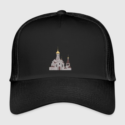 Orthodox Church - Trucker Cap