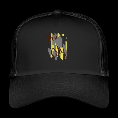 the city - Trucker Cap