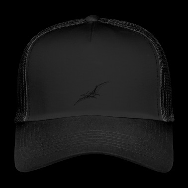flight dinosaurs - Trucker Cap