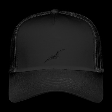 flight dinosaurer - Trucker Cap