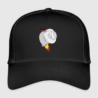 Turbo Power-Boost - Trucker Cap