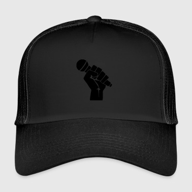 RAP, rapper - Trucker Cap