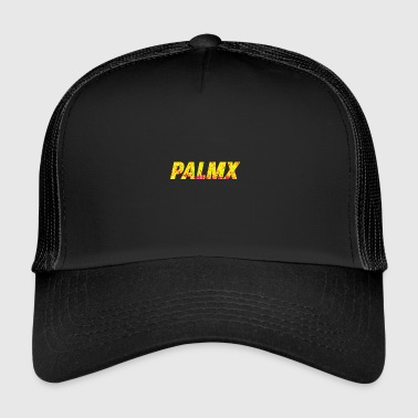 PalmX Trippy Yellow - Trucker Cap