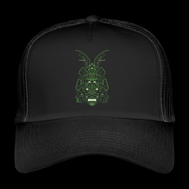 bug - Trucker Cap