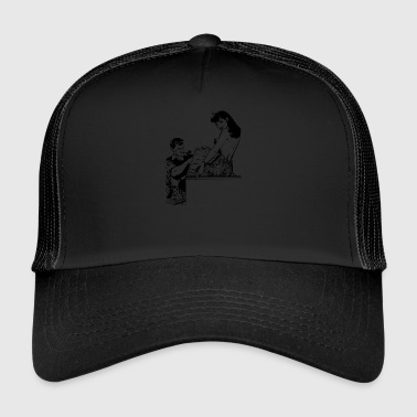 pittore - Trucker Cap
